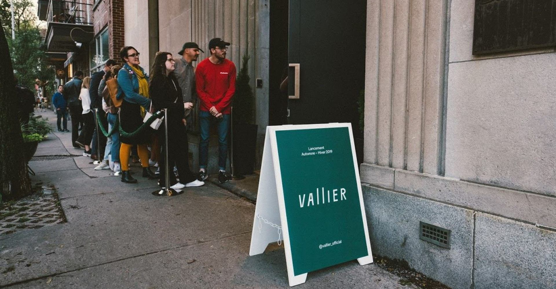 Vallier.com is now officially live