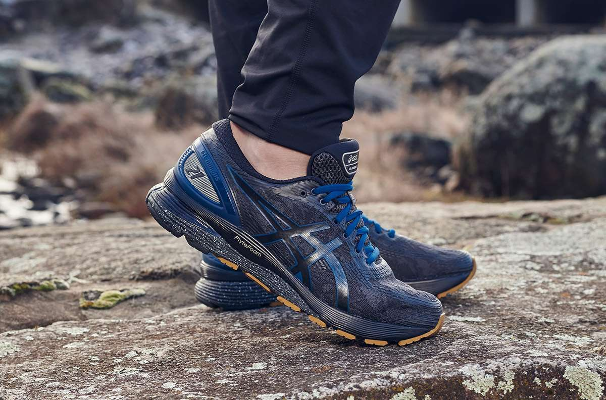 <span style='color:;font-weight:200'>Nouvelle marque:</span> ASICS