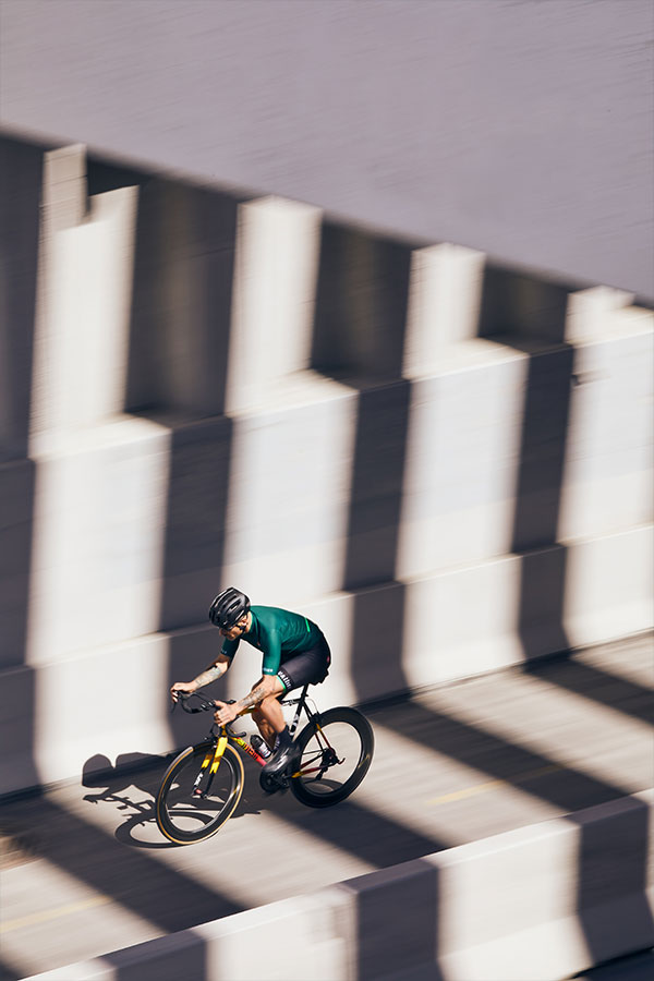 Italy meets : Montreal Vallier x Castelli