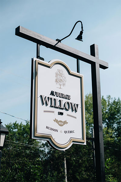 Auberge Willow Inn